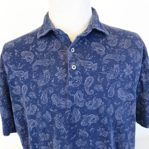 Polo Ralph Lauren XL Classic Fit Paisley Shirt